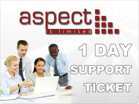 AIT 1 Day Support Ticket