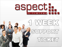 AIT 1 Week Support Ticket