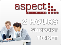AIT 2 Hour Support Ticket