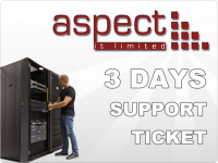 AIT 3 Day Support Ticket