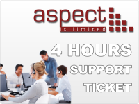 AIT 4 Hour Support Ticket