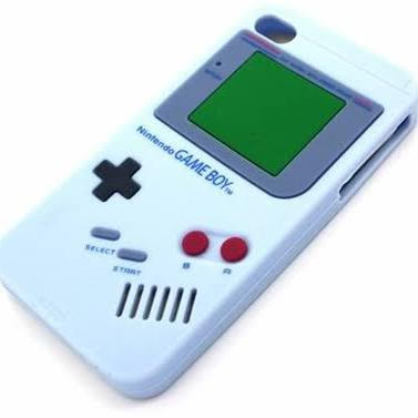 Retro Nintendo Gameboy iPhone Case