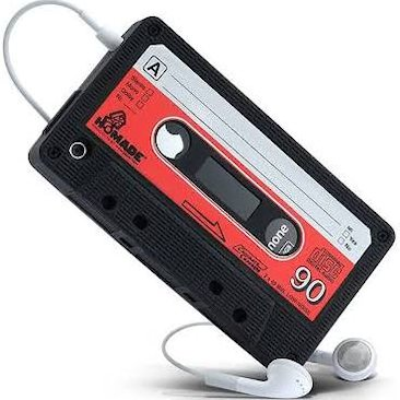Cassette iPhone Retro Case