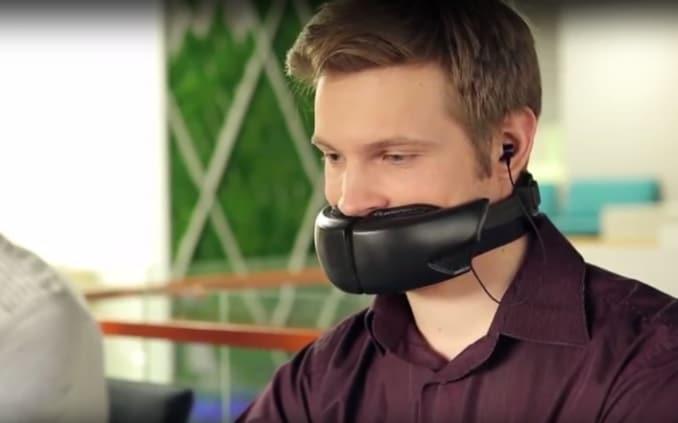 Hushme-gadget
