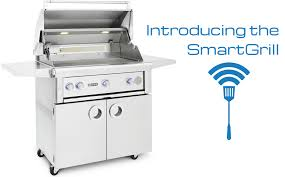 Smart-grill