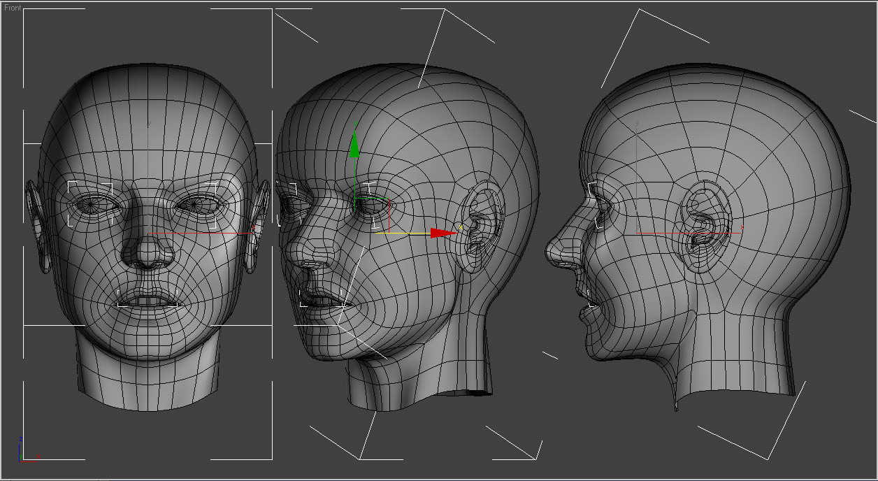 face-scanning