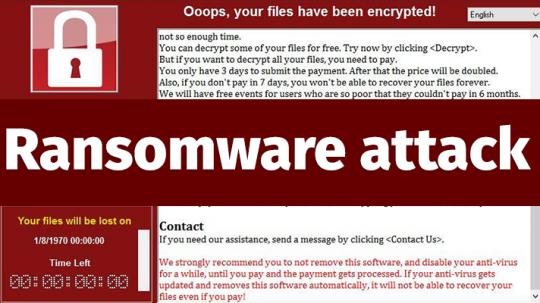 Locker-ransomware