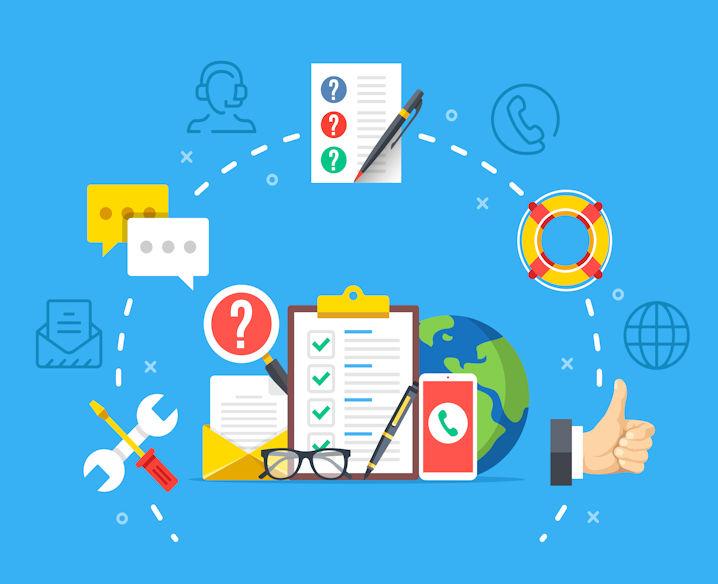 IT Support & Website Maintenance