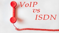 VoIP phone systems vs ISDN lines