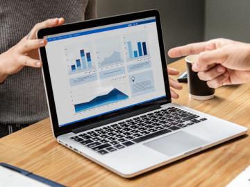 Computer-data-screen