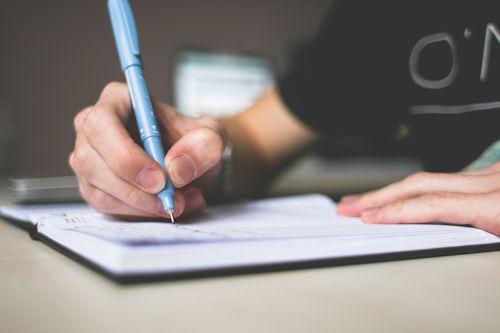 website-design-writing-pen-paper