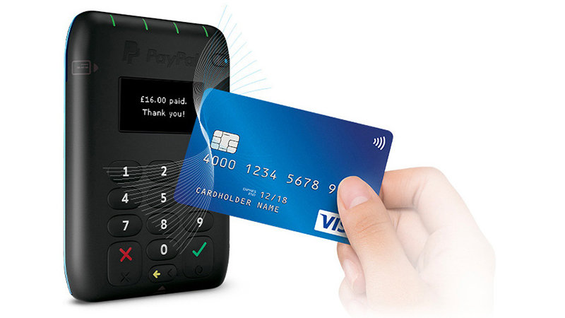 Blog paypal here card reader review are you a small business that needs a credit card machine well paypal here may be just for you reheart Images